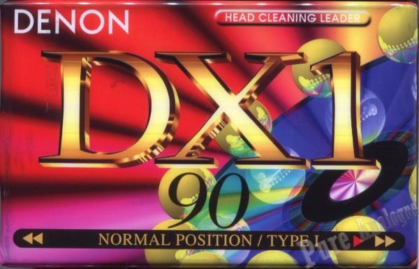 Denon DX1 (1995) EUR
