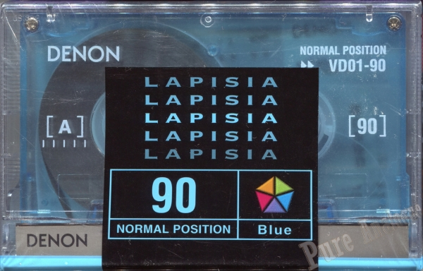 Denon Lapisia Blue (1997) Japan
