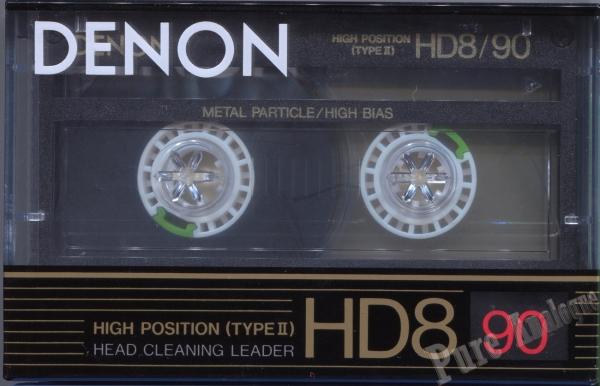Denon HD8 (1988) EUR/US