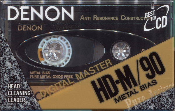 Denon HD-M (1990) US