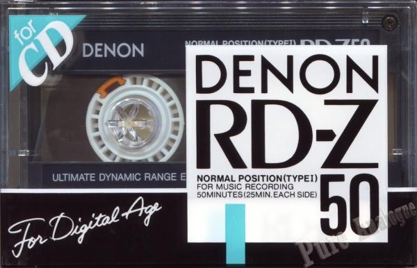 Denon RD-Z (1988) JAP