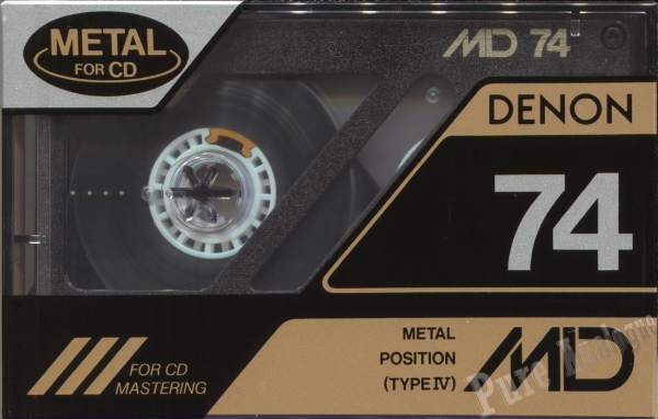 Denon MD (1989) JAP
