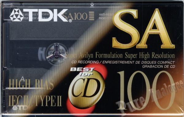 TDK SA (1994) US