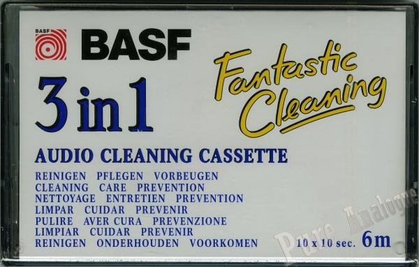 Basf Cleaning Cassette (1995) EUR