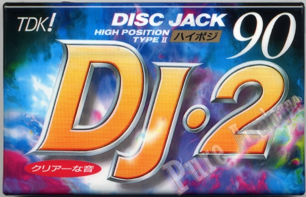 TDK DJ-2 (1995) JAP