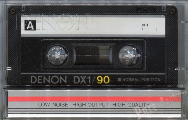 Denon DX1 (1983) RUS