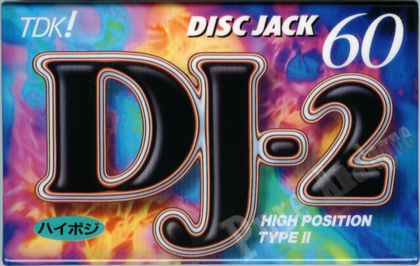TDK DJ-2 (1996) JAP