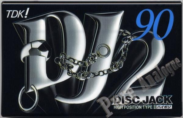 TDK DJ-2 (1997) JAP
