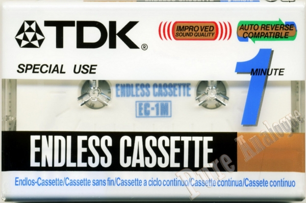TDK Endless (1991) EUR