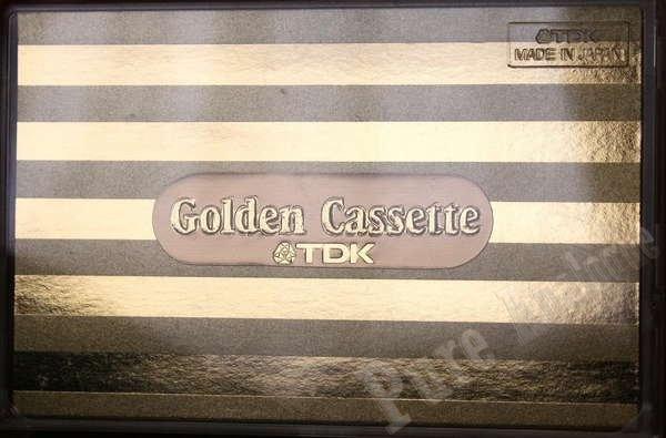 TDK Golden Cassette (1979) JAP