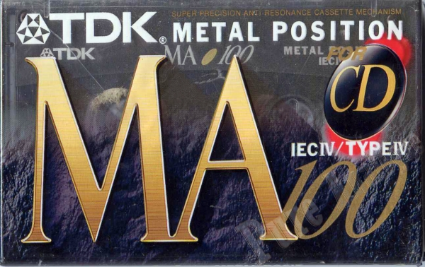 TDK MA (1995) EUR