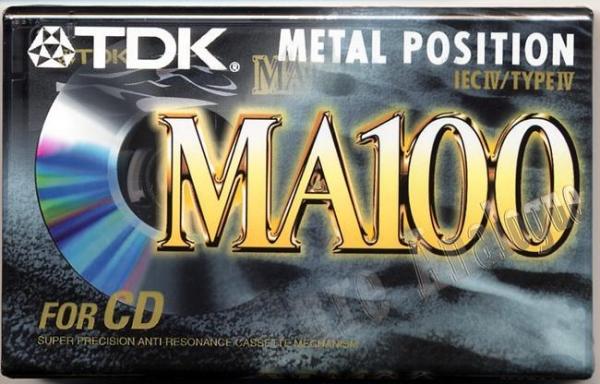 TDK MA (1997) EUR