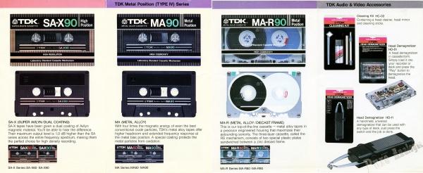 TDK 1982