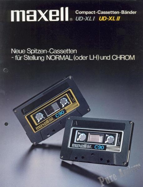 Maxell 1976