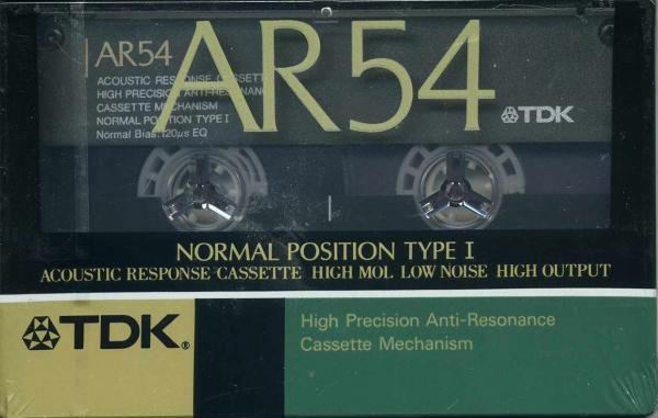 TDK AR (1989) JAP