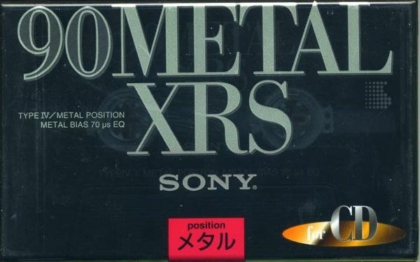 Sony Metal-XRS (1994) JAP