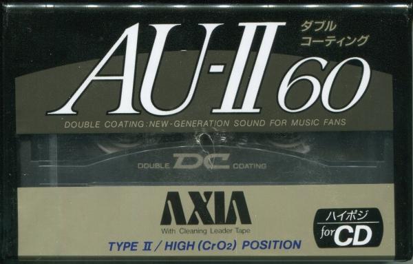 Axia AU II (1991) JAP
