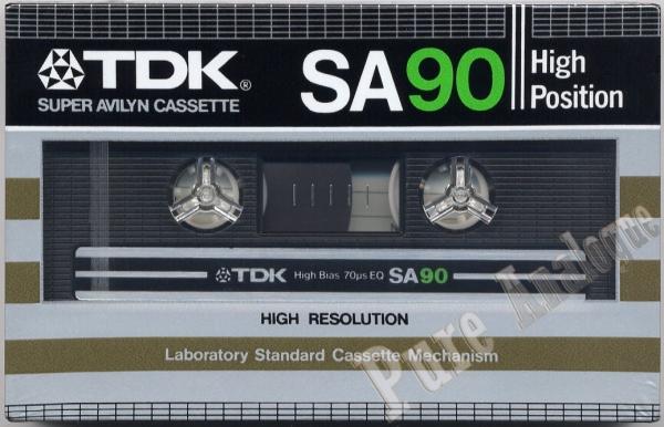 TDK SA (1982) US