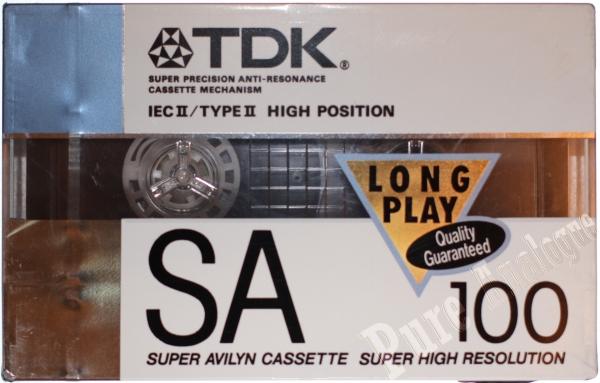 TDK SA (1988) EUR