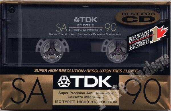TDK SA (1989) US