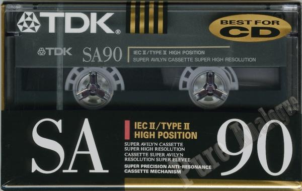 TDK SA (1991) US