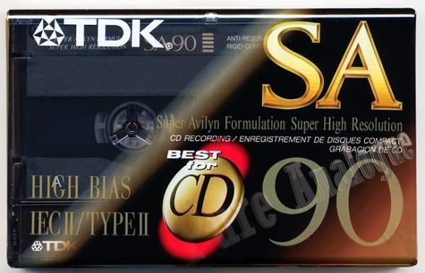 TDK SA (1992) US