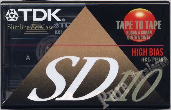 TDK SD (1995) US