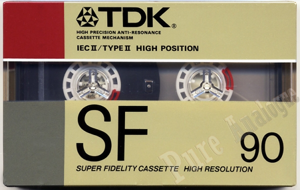 TDK SF (1988) JAP
