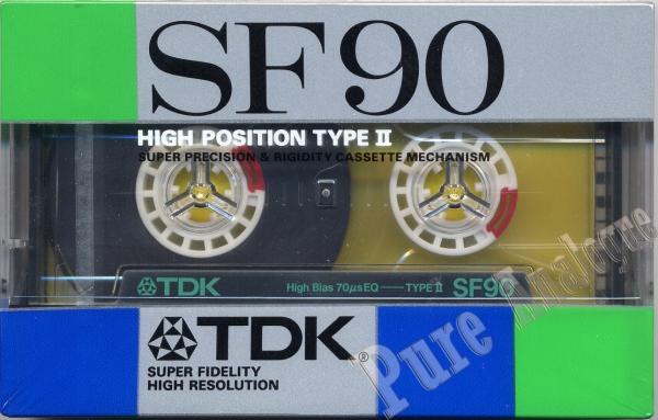 TDK SF (1988) EUR