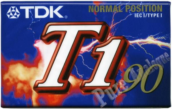TDK T1 (1997) EUR