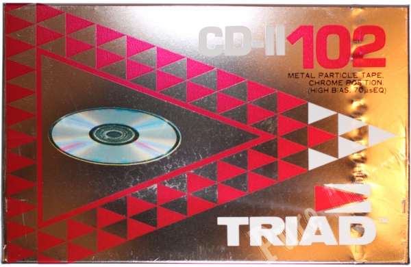 Triad CD-II (1988) US