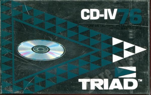 Triad CD-IV (1988) US