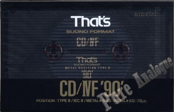 That's CD/IVF (1990) EUR