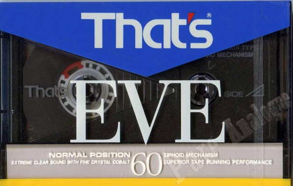 That's EVE I (1987) JAP