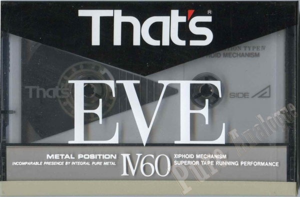 That's EVE IV (1987) JAP