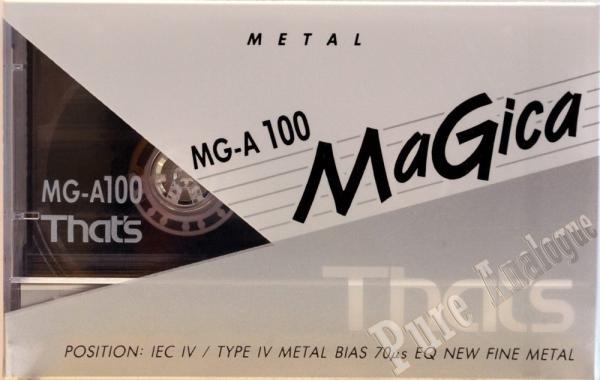 That's MG-A (1993) EUR
