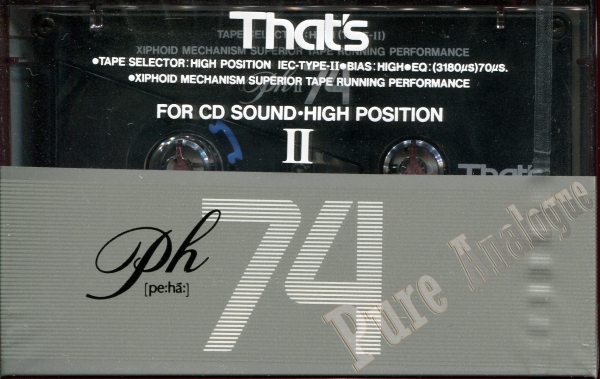 That's PH-II (1989) JAP