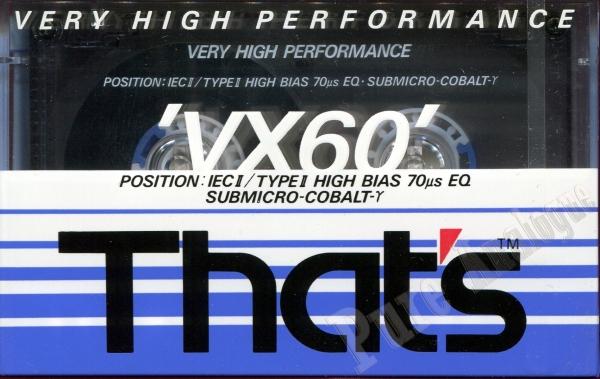 That's VX (1990) EUR