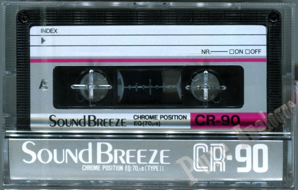 Soundbreeze CR-90 (1988) EUR
