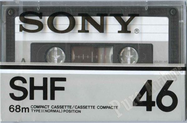 Sony SHF (1978) US