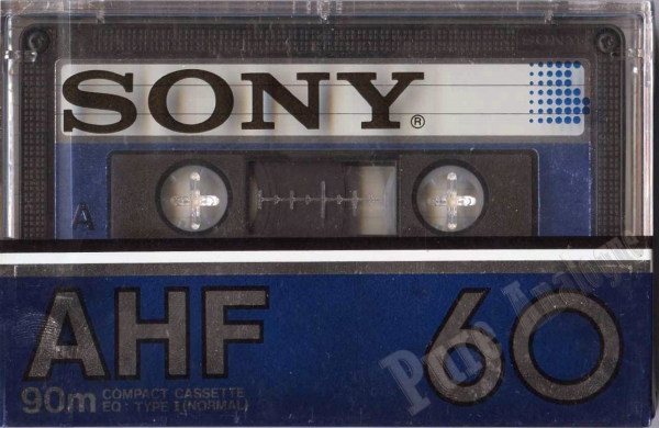 Sony AHF (1983) EUR