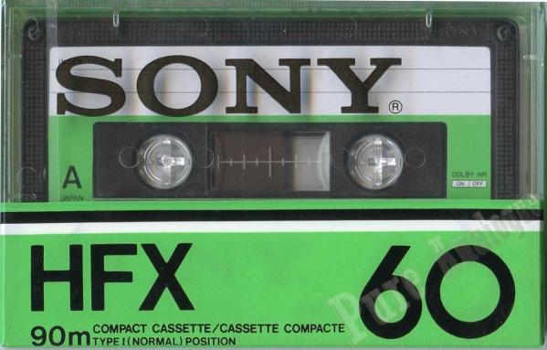 Sony HFX (1978) US