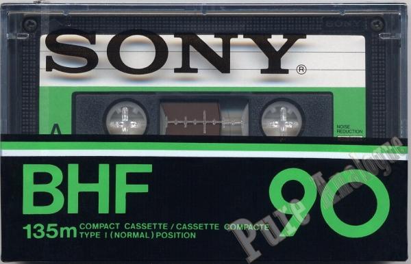 Sony BHF (1978) EUR