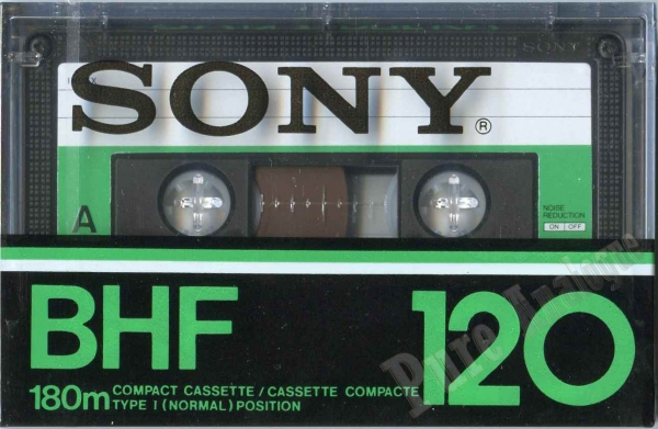 Sony BHF (1981) EUR