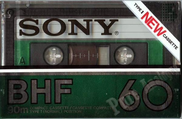 Sony BHF (1983) EUR