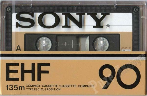 Sony EHF (1978) US