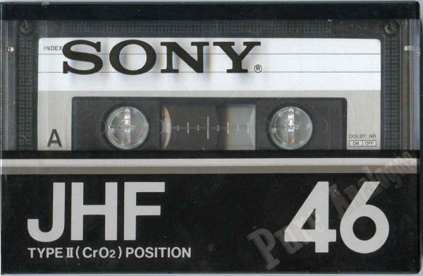 Sony JHF (1978) JAP
