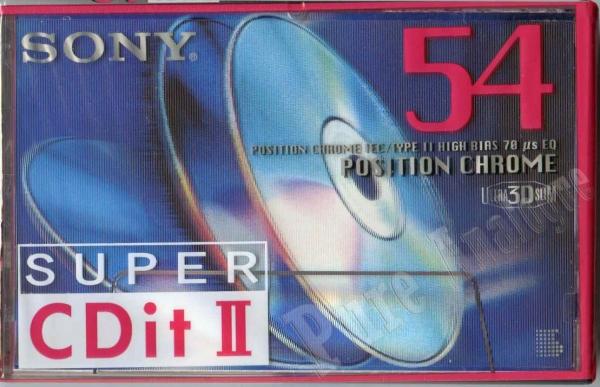Sony CDit II (1992) EUR