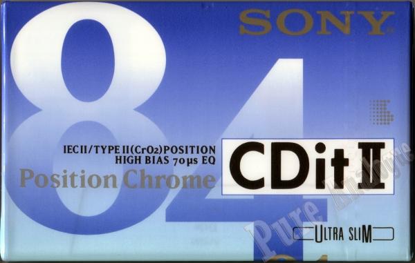 Sony CDit II (1995) EUR