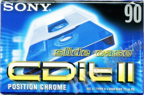 Sony CDit II (1998) EUR